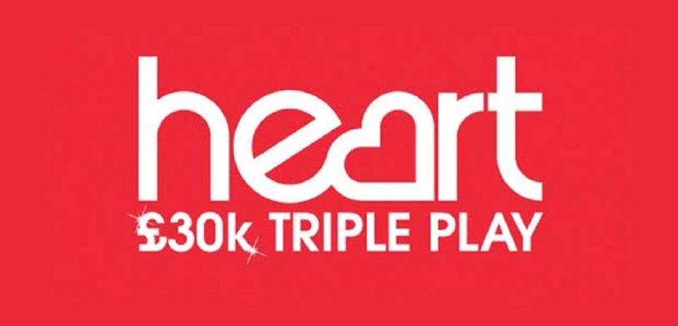 Heart's Triple Play