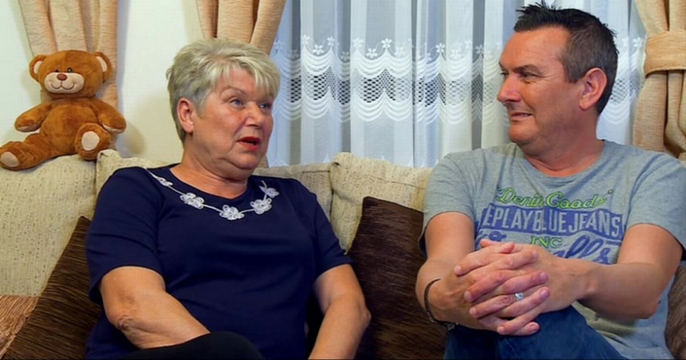Jenny and Lee Gogglebox