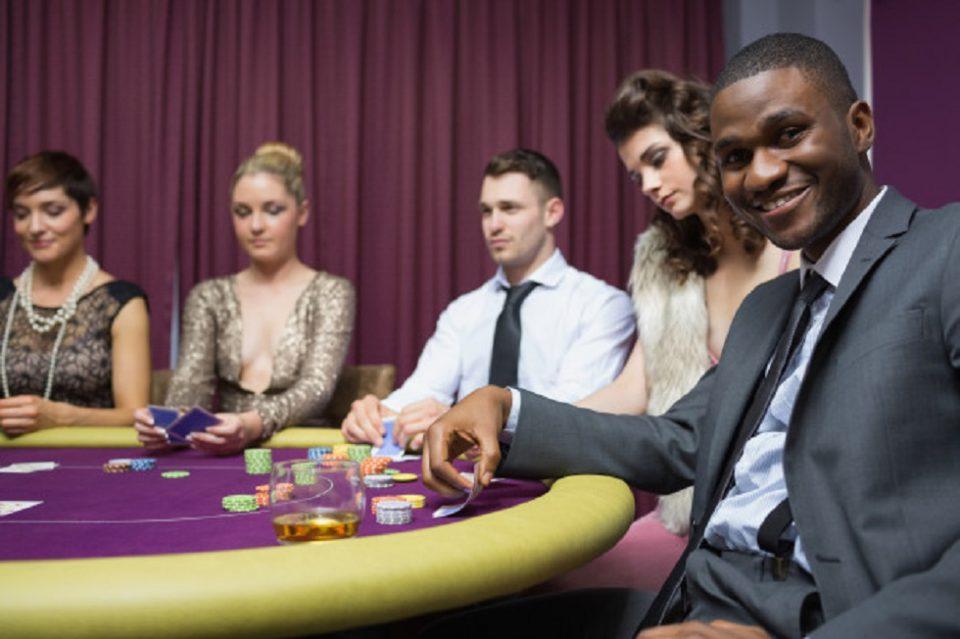 high stake gambling