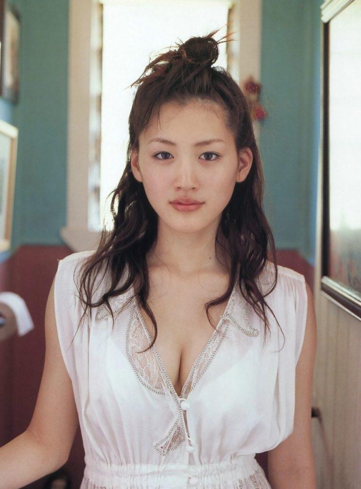 Beautiful Japanese School Girl