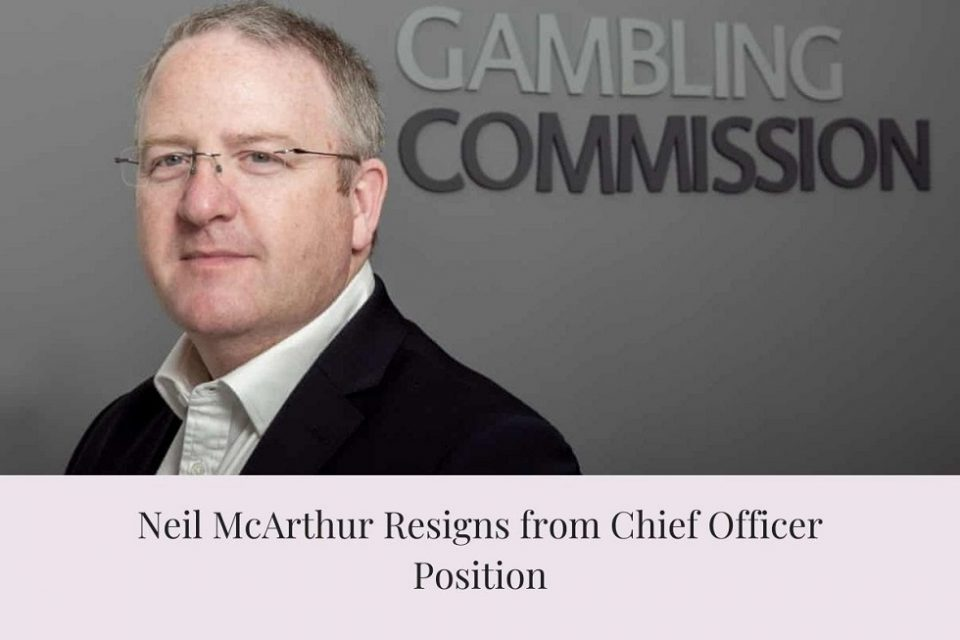 Neil McArthur Resigns from Chief Officer Position