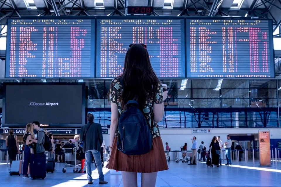How to Make Your Wait at the Airport More Productive