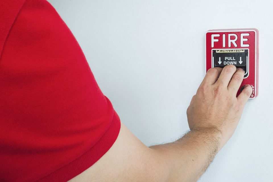 Protecting Your Business from a Fire
