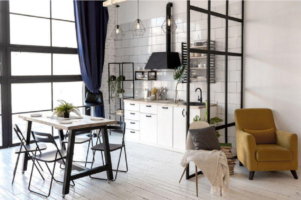 Interior Design Tips to Make a Small Kitchen Look Bigger